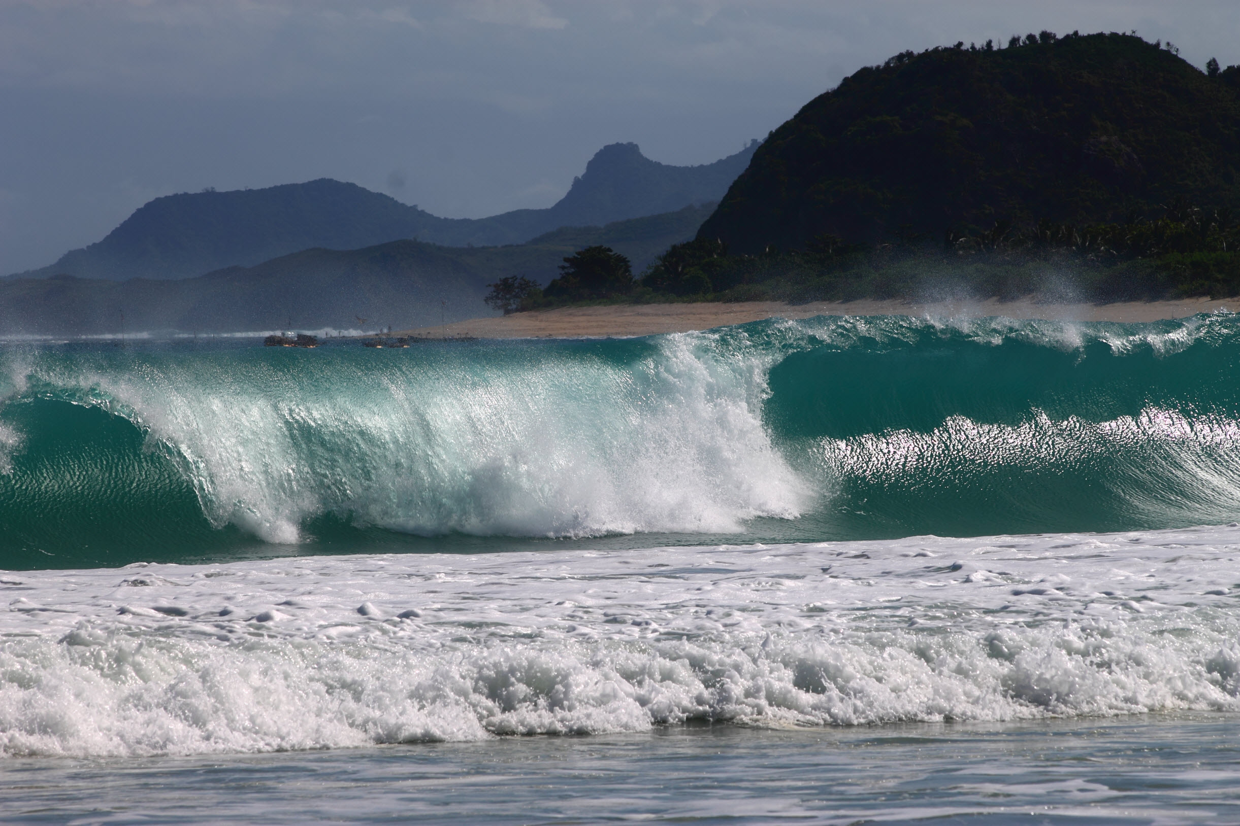 3rd place Bas van Maren Lombok Waves small